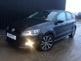 2014 Volkswagen Polo 1.4 Match Edition DSG 5dr Automatic, 2 Keys, Service History, Finance Available