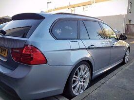 BMW 3 SERIES 2.0 318d M Sport Touring 5dr
