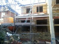 ALL BUILDING WORK UNDERTAKEN - EXTENSIONS, LOFT CONVERSIONS,REFURBISHMENTS, BRICKLAYING SERVICES....