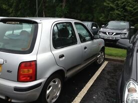 Nissan Micra - automatic extremely low miles