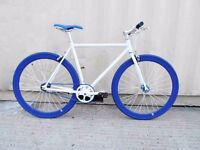 Brand new single speed fixed gear fixie bike/ road bike/ bicycles + 1year warranty & service 9f