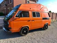 VW campervan T25