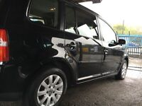 VW Touran 7 seater service History 1 owner vehicle ! 1.9 tdi engine six speed immaculate condition