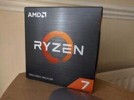 AMD Ryzen 7 5800X - Brand new still sealed.