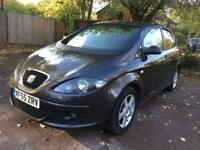 SEAT ALTEA 1.6 PETROL ** FULL SERVICE HISTORY ** HPI CLEAR