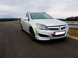Astra H Van or Estate Body Kit