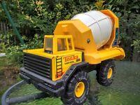 Tonka Turbo Diesel Cement Mixer - good condition