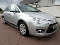 2010 Citroen C4 1.6 HDi VTR+ mot to 16.7.19 only 2 owners