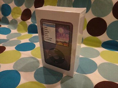 Apple iPod Classic 160GB BLACK 7th Generation RARE NEW FACTORY SEALED MC297LL/A comprar usado  Enviando para Brazil