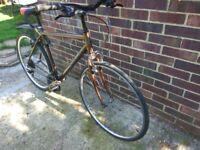 Ridgeback Rapido Comet bike, Ashford, Kent