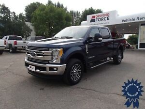 2017 Ford Super Duty F-350 SRW Lariat FX4, 6.7L Diesel Engine