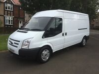 2012 Ford transit trend 6 speed 1 owner from new 85'000 miles full service history NO VAT