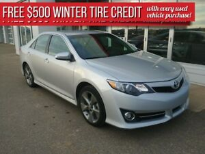 2012 Toyota Camry SE *** PST PAID***