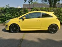 VAUXHALL CORSA 1.2 LIMITED EDITION 2011