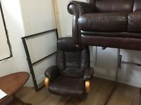 Leather quality secondhand suites choice of 16 free delivery