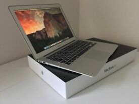 """Apple Macbook Air 13"""" with warranty MS OFFICE 2016/iWork/AutoCAD/InDesign i5@ 1.8Ghz 8GB 256GB SSD"""
