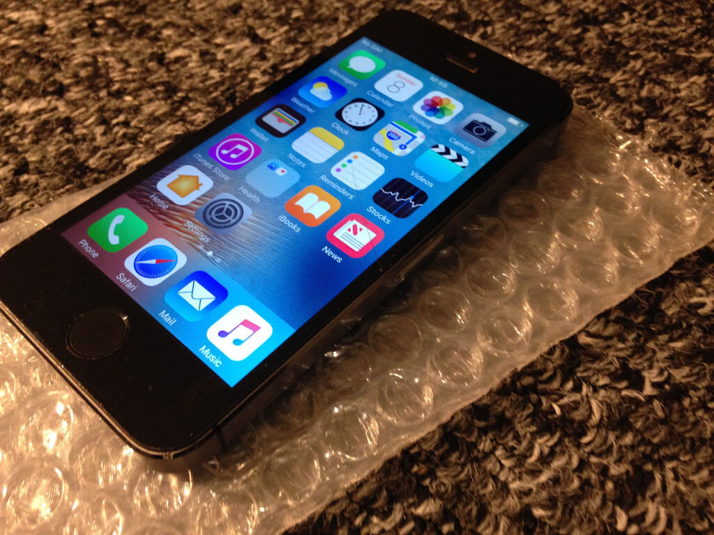 MUST SEE!! | UNLOCKED IPHONE 5S | 32GB | FULLY WORKING | (NOT 4 4S 6 6S )