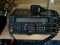 Keywood TS-570D HF Tranceiver