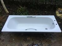Stainless Steel Bath 1800x800