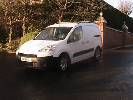 peugeot partner 1.6 hdi 2013 3 seats aircon no vat no vat not citroen berlingo
