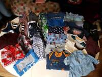 12 to 18 months old baby boys clothes