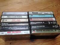 Jazz Cassette Tapes for sale