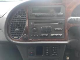Saab 93 9-3 CD player radio unit