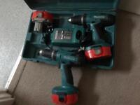 Makita 18v Hammer Drills