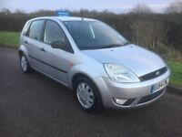 2005 Ford Fiesta 1.6 Ghia Automatic - Low Mileage/New Timing Belt