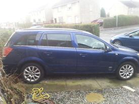 2006 Vauxhall Astra 1.6 Auto *SPARES OR REPAIR*