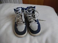 Nike Trainers - Larger Boy - Size 8 - High Top Ankle Boots