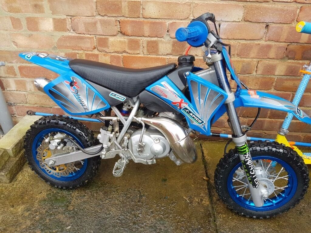 kids ktm 50 replica motocross bike in middlesbrough north yorkshire gumtree. Black Bedroom Furniture Sets. Home Design Ideas
