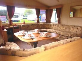 ** Static Caravan for sale at Cresswell Towers Northumberland Near Tyne and Wear All fees included *
