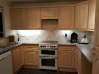 Second hand kitchen units