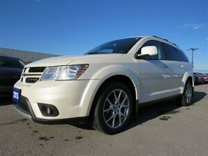 2013 Dodge Journey 2013 DODGE JOURNEY R/T Rally