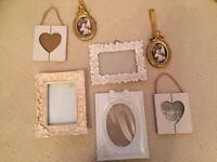 Picture photo frames mixed lot