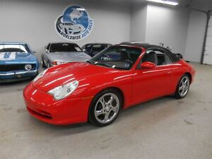 2004 Porsche 911 CONVERTIBLE! AUTO! FINANCING AVAILABLE