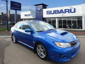 2014 Subaru WRX STi STI Tsurugi SE with Nav and Sub. 2 Sets of w