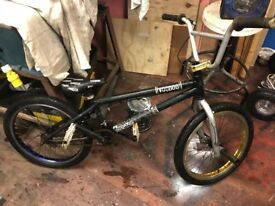 Boys BMX bike in good working condition