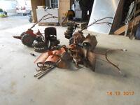 Howard Garden Rotovators. Repair or Spares Project,