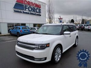 2015 Ford Flex Limited All Wheel Drive, 6 Passenger, 31,960 KMs