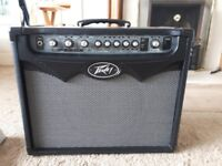 Peavey VYPYR 30W amp and Sanpera II pedal .