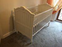 Mamas & Papas Shabby Chic Cot bed