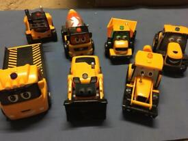 Elc toy construction vehicles with sound