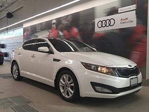 2012 Kia Optima EX Turbo Plus at