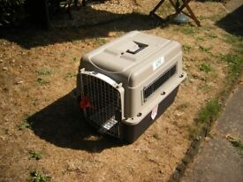 Airline Approved Dog Transit box. USED ONCE