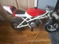 Blata elite mini moto race