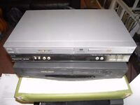 Panasonic DVD CD VHS Combo NV VP30 - Little used - Buyer Collects From London NW6