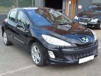 2010, Peugeot 308 1.6 HDi FAP Sports 5dr, 1 Previous owner, Excellent condition