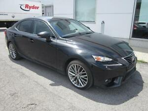 2015 Lexus IS 250 AWD PREMIUM Cuir, Toit